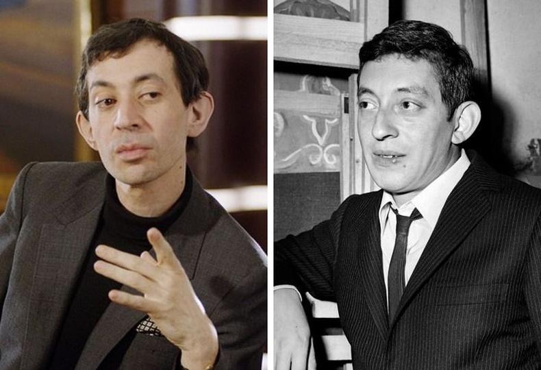 Эрик Эльмоснино - Серж Генсбург (Gainsbourg: A Heroic Life)