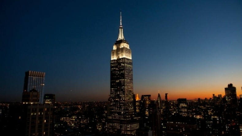 Эмпайр-стейт тэнгэр баганадсан барилга
