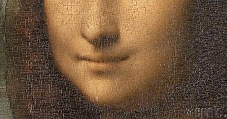 Мона Лизагийн инээмсэглэл