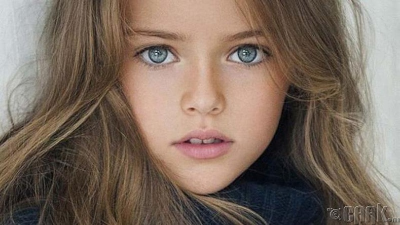 Кристина Пименова – Дэлхийн хамгийн үзэсгэлэнтэй охин (10 нас)