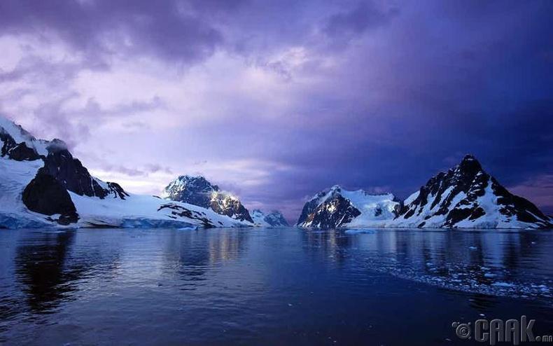 Антарктикийн гэрээ
