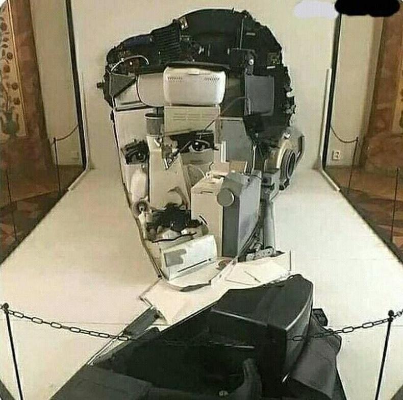 Цахилгаан хэрэгслүүдээр Никола Теслагийн хөргийг бүтээсэн нь
