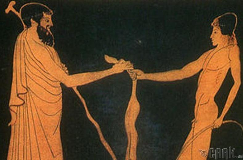 Афины банди, шуумрын ёс
