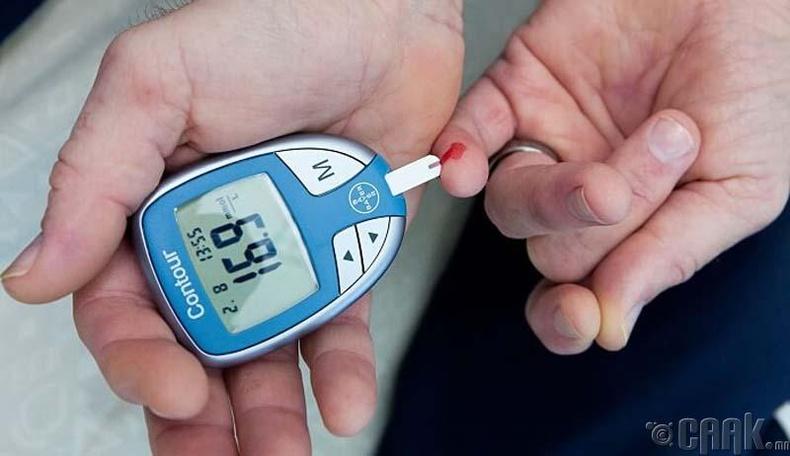 Цусан дахь сахарын хэмжээ багасах, инсулины хэмжээ бууруулах