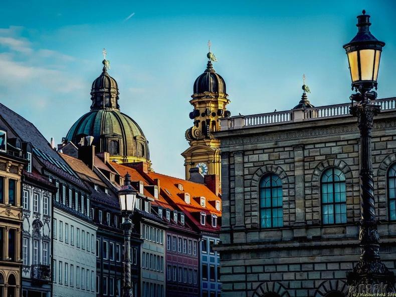 Мюнхен, Герман (Munich, Germany)