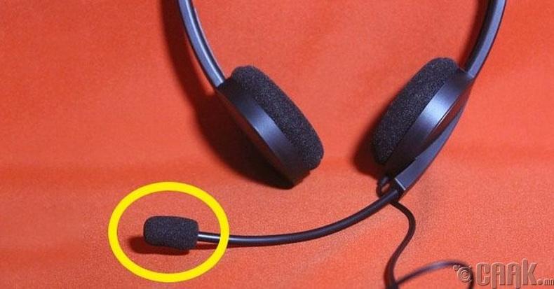 Микрофоны урд хэсэгт яагаад хамгааалалт байдаг вэ?