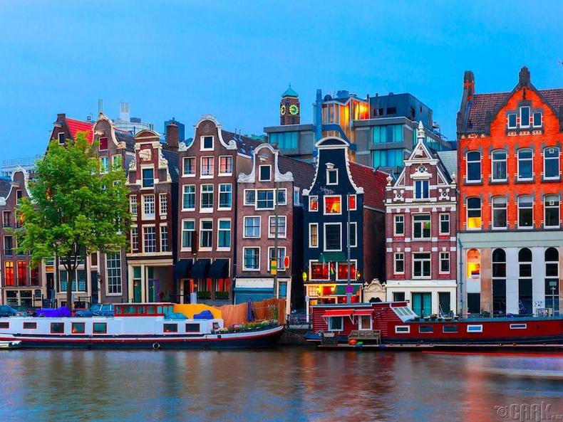 Амстердам, Нидерланд (Amsterdam, Netherlands)