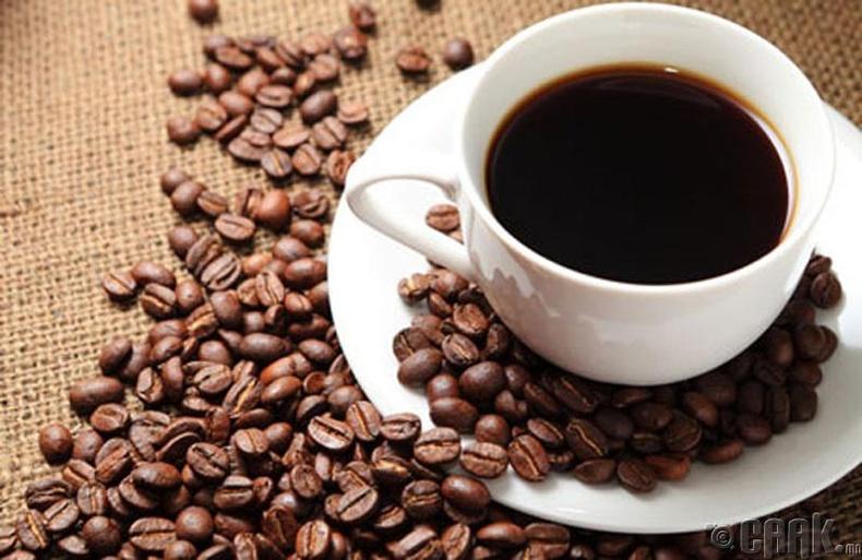 Кафейны агууламжтай бүтээгдэхүүн хэрэглэхгүй байх