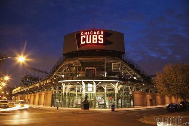 Гоат болон Чикаго кабсын хараал