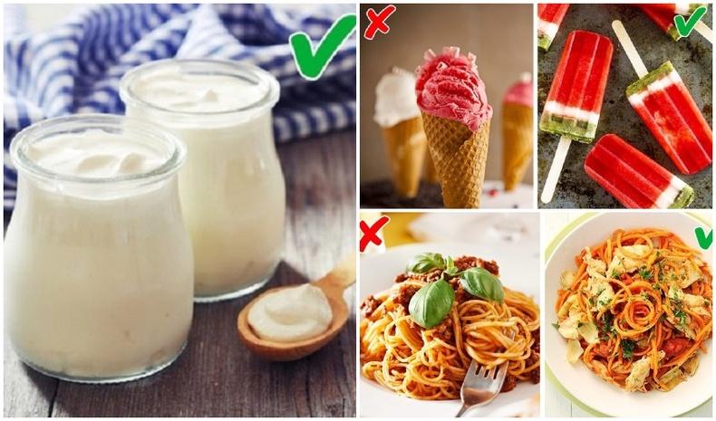 Бидний идэх дуртай хоолыг орлуулж болох эрүүл бүтээгдэхүүнүүд