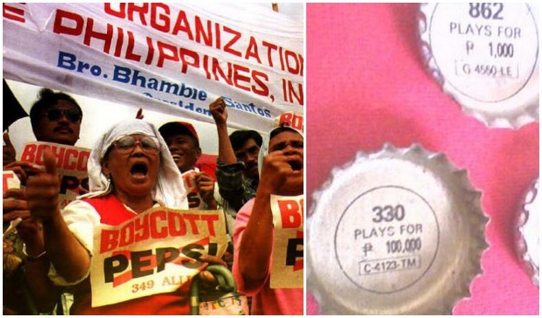 """""""Пепси""""-ийн сугалаанаас болж Филиппинд 8 хүний аминд хүрсэн бослого гарсан түүх"""