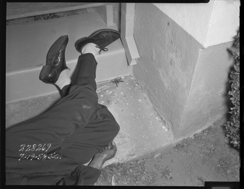 Аллага, 1958