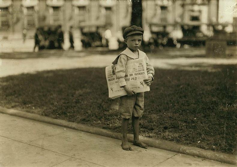 7 настай Феррис, Алабама муж - Сонин худалдагч