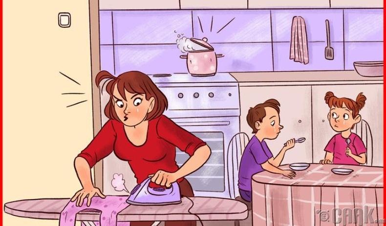 Эцэг эхийн тэвчээр хэрхэн алдагддаг вэ?
