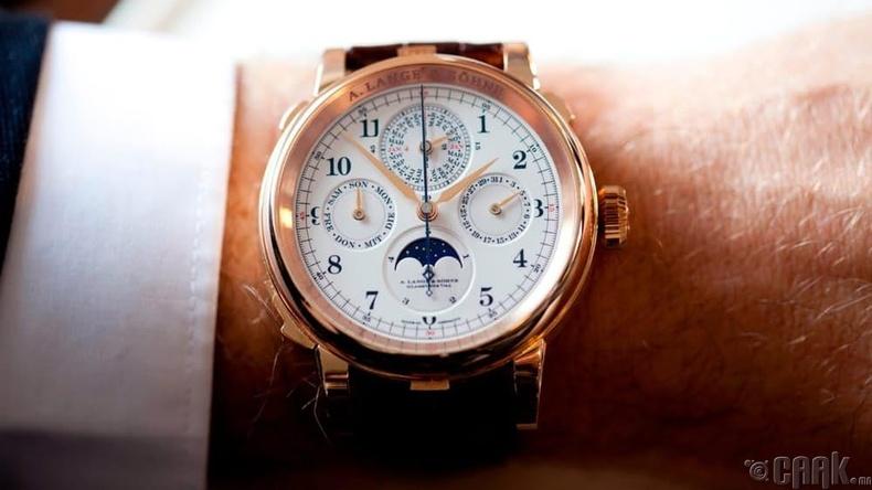 """A. Lange & Sohne's Grand Complication""- 2.6 сая доллар"