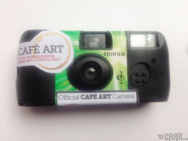 "Тараасан ""fujifilm"" камер"