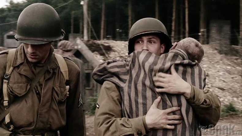 """Band of Brothers"" (цуврал) - 2001"