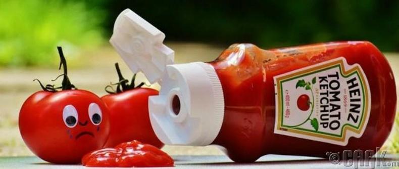 Кетчуп болон генийн өөрчлөлттэй бүтээгдэхүүн хэрэглэхгүй байх