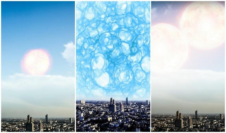 Нарны оронд өөр одод байсан бол тэнгэр ямар харагдах вэ?