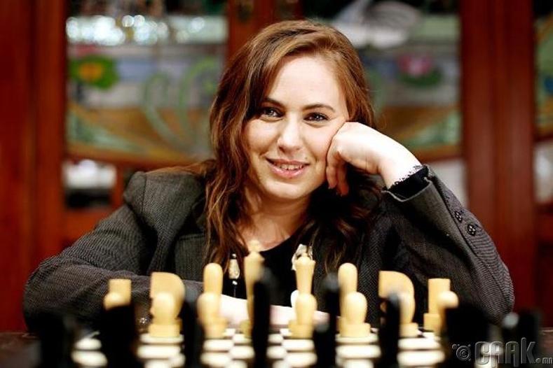 Жудит Полгар (Judit Polgár)