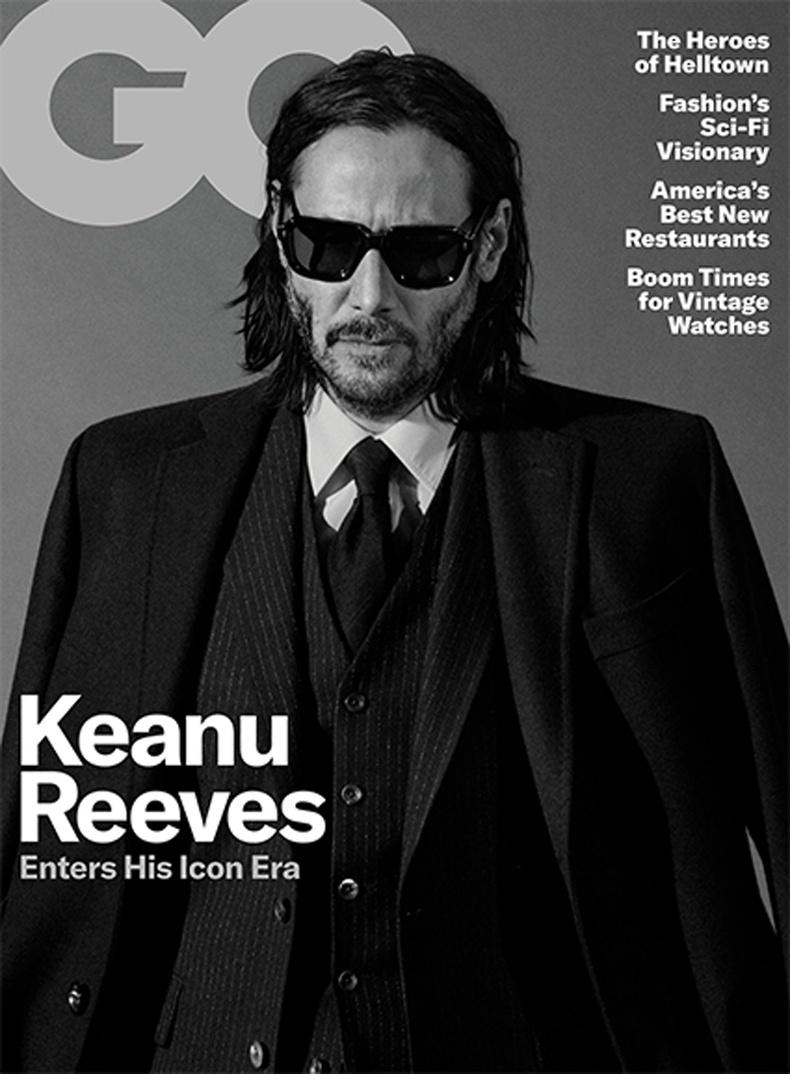Кеану Рийвз (Keanu Reeves) - 56 нас