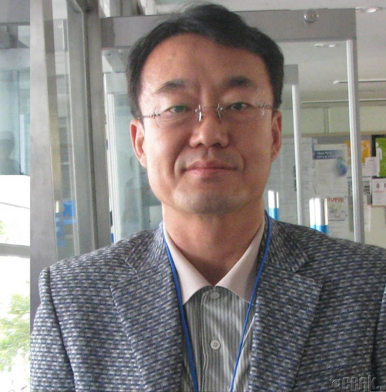 Ким Ун Ён (Kim Ung-Yong)