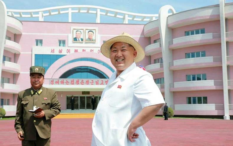 Хойд Солонгосын хамгийн гайхалтай бүтээн байгуулалтууд