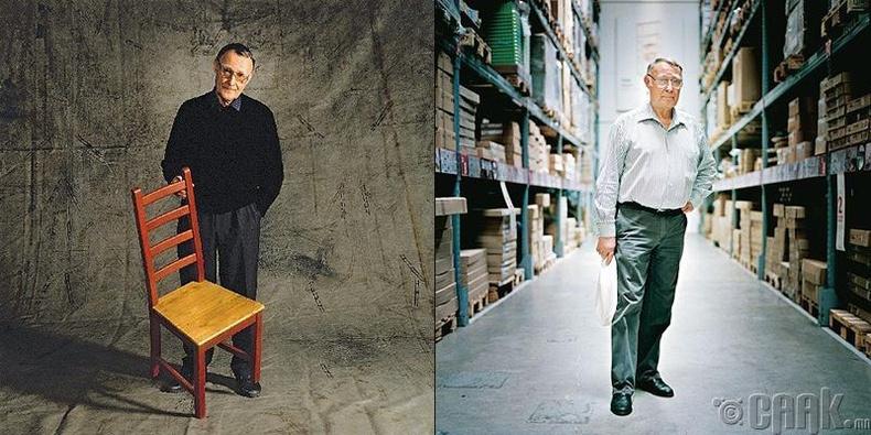 """Ингвар Кампрад (Ingvar Kamprad), """"IKEA"""" компанийн үндэслэгч"""