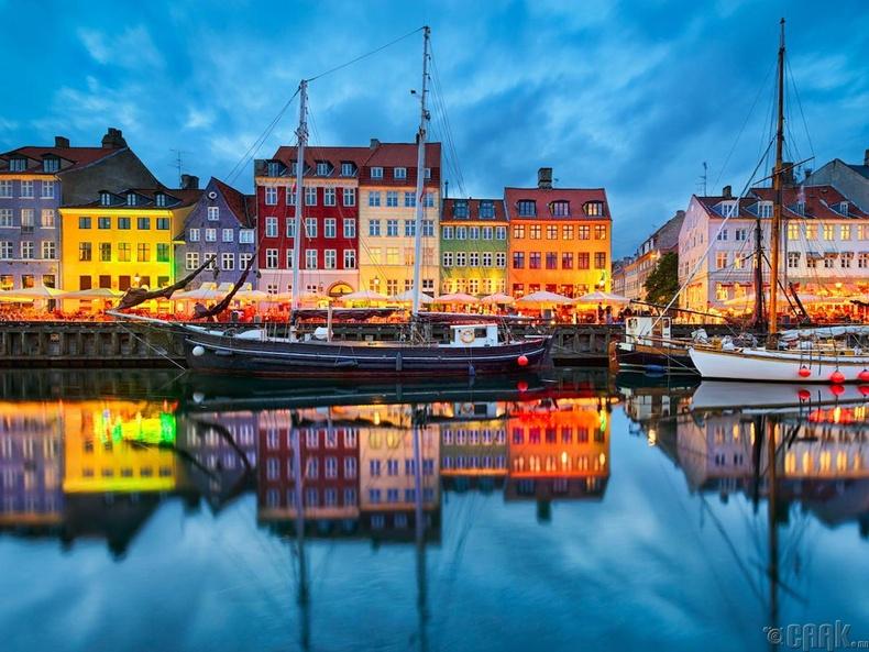 Копенгаген, Дани (Copenhagen, Denmark)