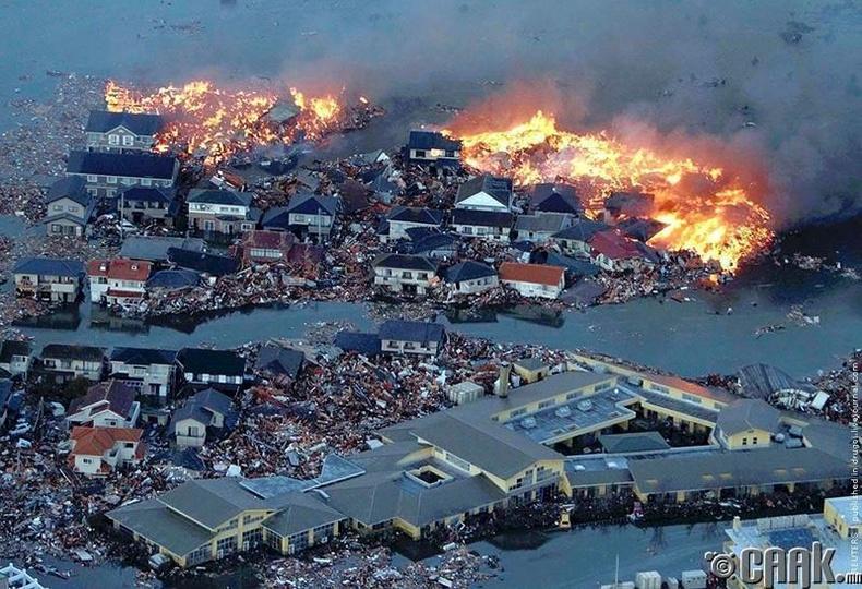 Жилд 1500 удаа газар хөдлөлт болдог