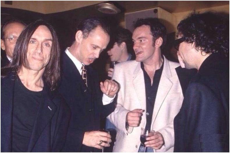 Игги Поп, Жон Уотерс, Квентин Тарантино болон Тим Бартон нар, 1997 он