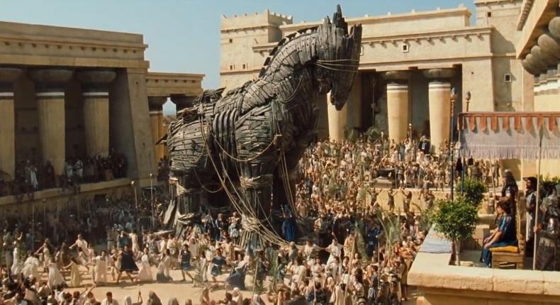 """Troy"" (2004)"