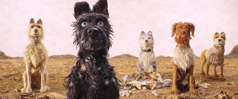 """Isle of Dogs"" - IMDb оноо: 7.9"
