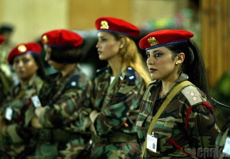 Муаммар Каддафи (Muammar Gaddafi)