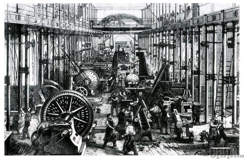Аж үйлдвэрийн хувьсгалын үр нөлөө хүүхдийг хүнд хөдөлмөрт уруу татсан