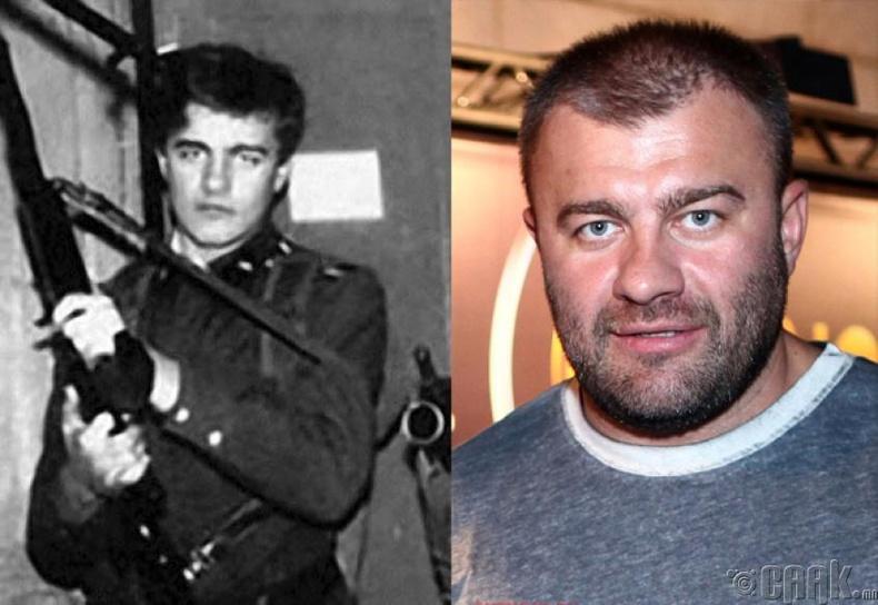Жүжигчин Михаиль Пороченков