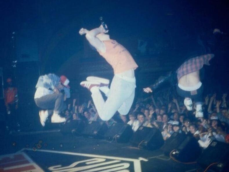Beastie Boys тоглолт, 1987 он