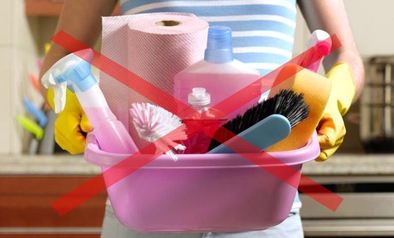 Гэрээ үргэлж цэвэрхэн байлгах залхуу аргууд