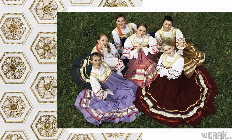 Орос: Энхийг авчрагч эхнэрийн өдөр