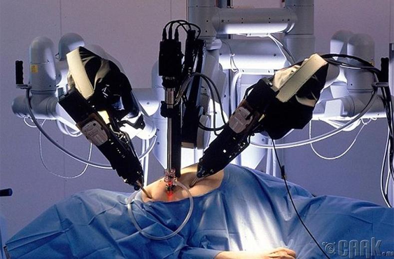 Робот эмч