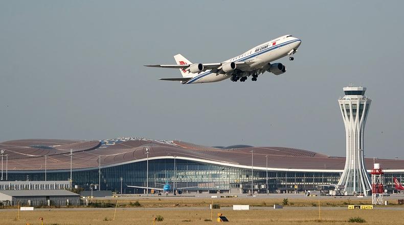 Дэлхийн хамгийн том нисэх буудалтай танилц!
