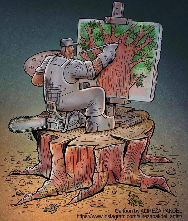 Модны оронд...