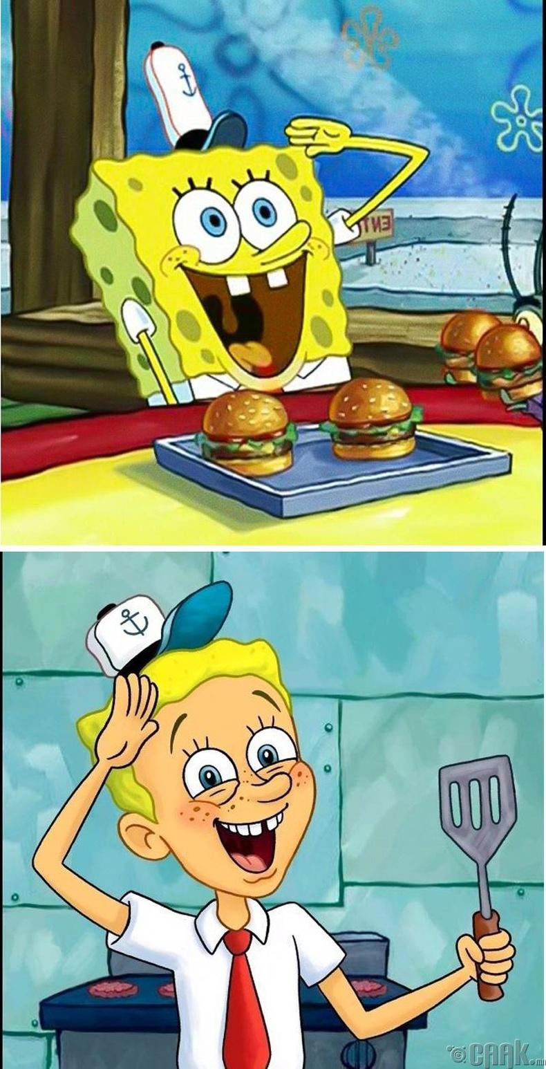 """""""SpongeBob SquarePants"""" - Спонжбоб"""