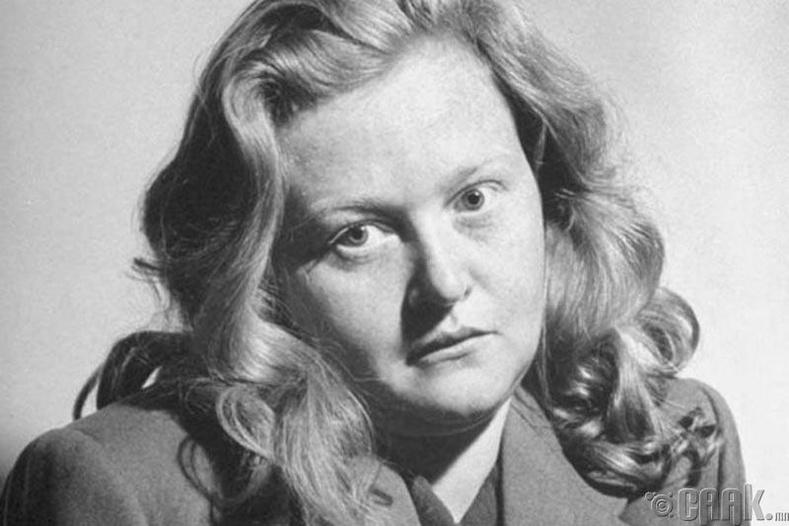 Түүхэн дэх хамгийн харгис эмэгтэйчүүд Ильза Кох