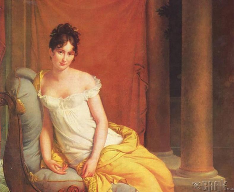 Жюли Рекамье (Julie Récamier) 1777 – 1849