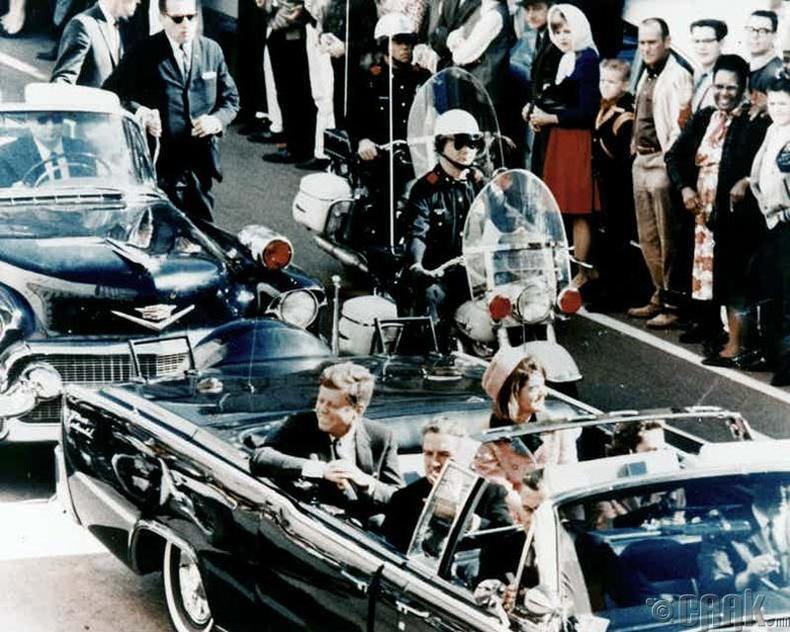 Жон Кеннедигийн аллага