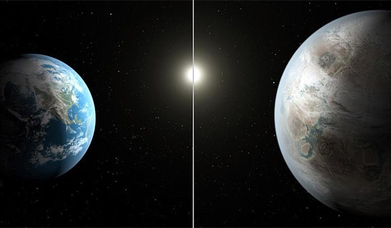 """""""NASA"""" хоёр дахь дэлхийг илрүүлжээ"""