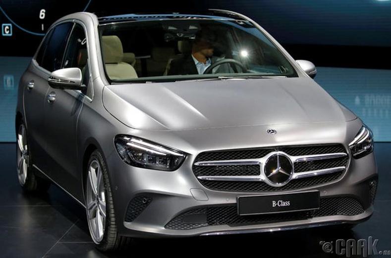 Mercedes B-Class. Үнэ: 56,900 ам.доллар