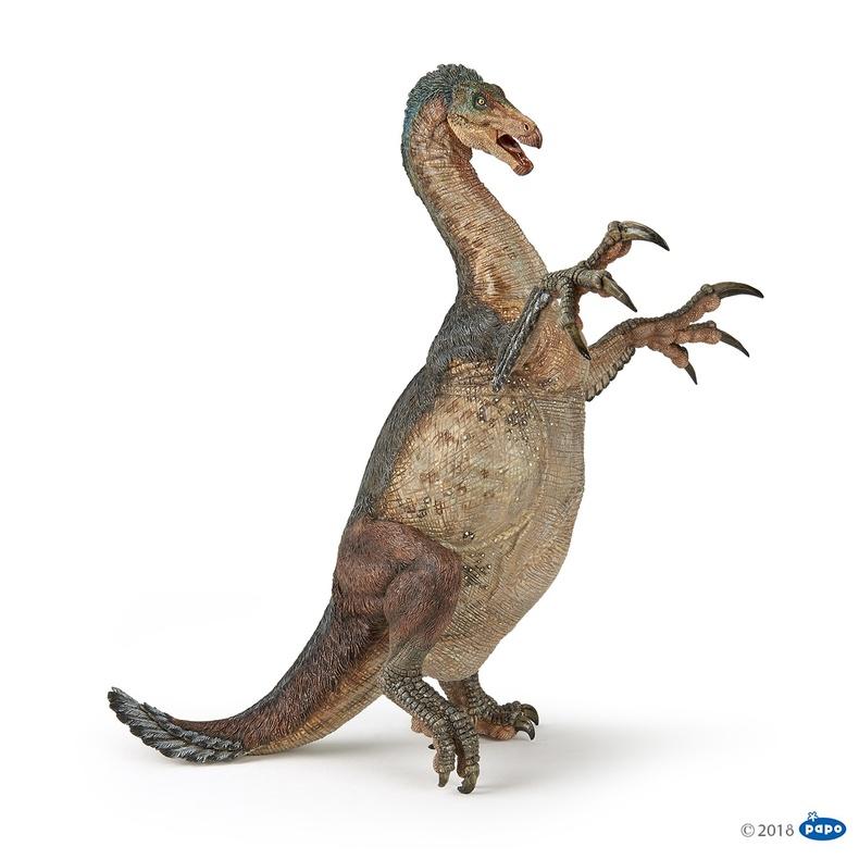 Теризинозавр (Therizinosaurus)