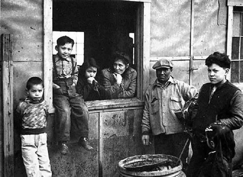 Дэлхийн II дайны үеийн аймшигт хорих лагерууд